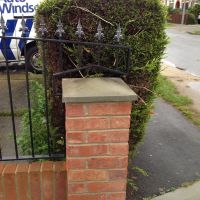 Bespoke Spear Railings